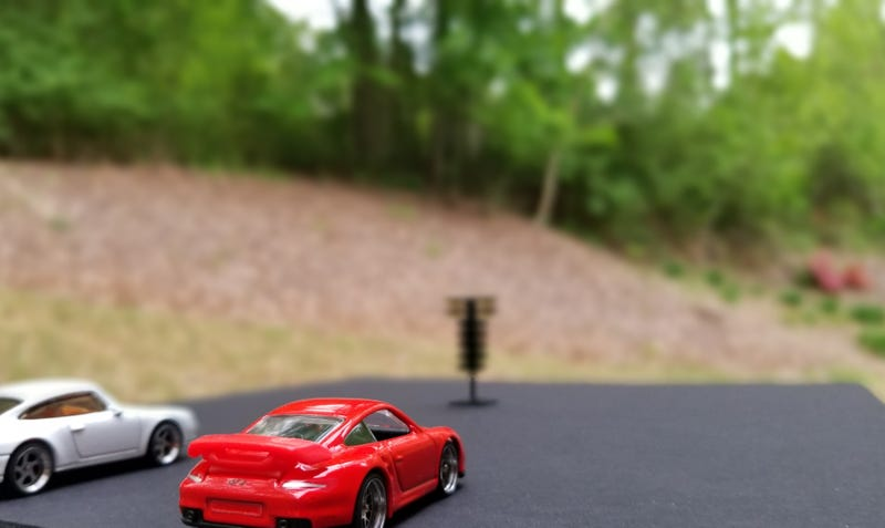 Illustration for article titled Potato Porsche Patio Pics Pair Posted