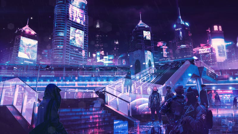 Illustration for article titled Welcome To 2049