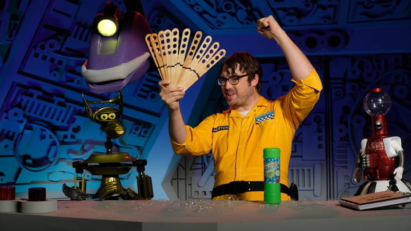 Illustration for article titled Mystery Science Theater 3000 is going on tour with Joel Hodgson