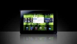 Illustration for article titled BlackBerry PlayBook Will Cost Under $500 When it Hits Next Year