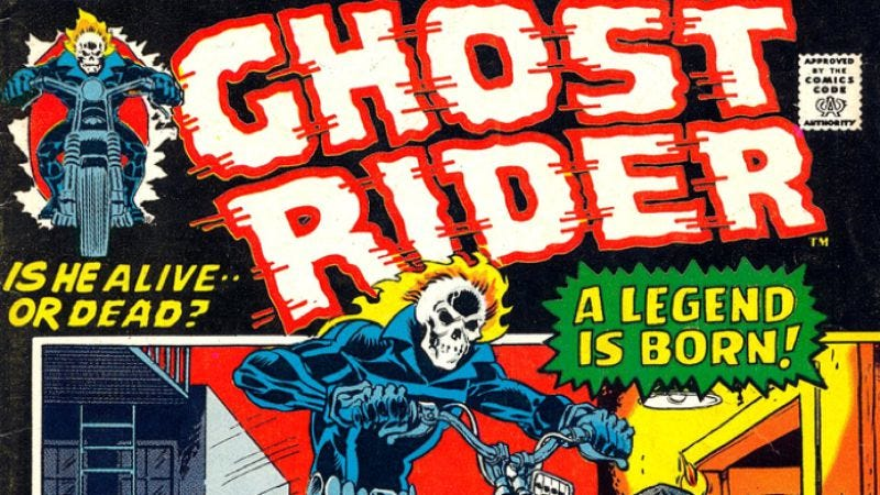 Illustration for article titled Marvel forces Ghost Rider creator to stop saying he's Ghost Rider creator