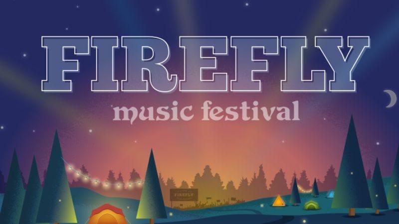 Firefly Music Festival poster