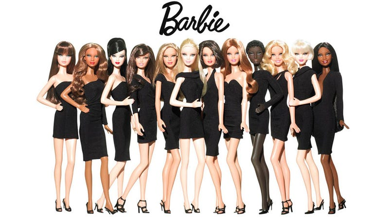 Illustration for article titled Barbie Live-Action Film Might Actually Be Good and Sorta Feminist