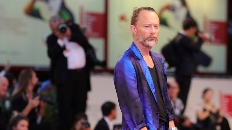 Illustration for article titled Thom Yorke will release another solo album next year