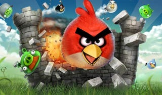 Illustration for article titled Angry Psychology Professor Explains Angry Birds' Success