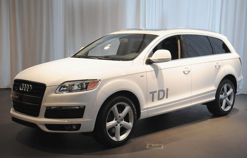 Illustration for article titled Audi Reportedly Has A Software Fix For Its V6 Diesel Engines