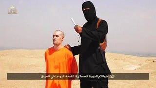 Illustration for article titled Az ISIS lefejezett egy amerikai újságírót