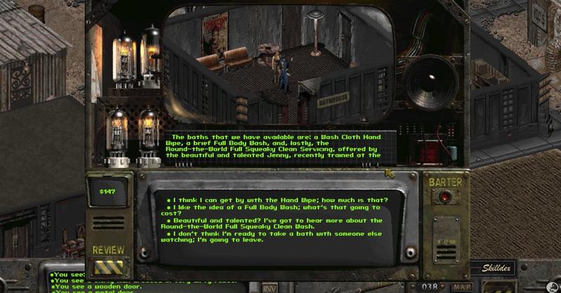 Illustration for article titled Fallout 2 Had A Secret Sex Formula