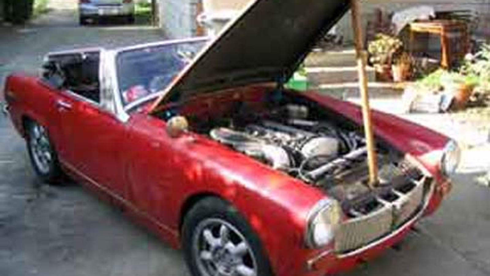 JO: Mg midget engine conversions