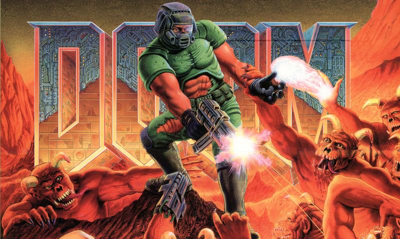 Illustration for article titled John Romero, el padre de Doom, ha creado un nuevo nivel para el juego después de 21 años