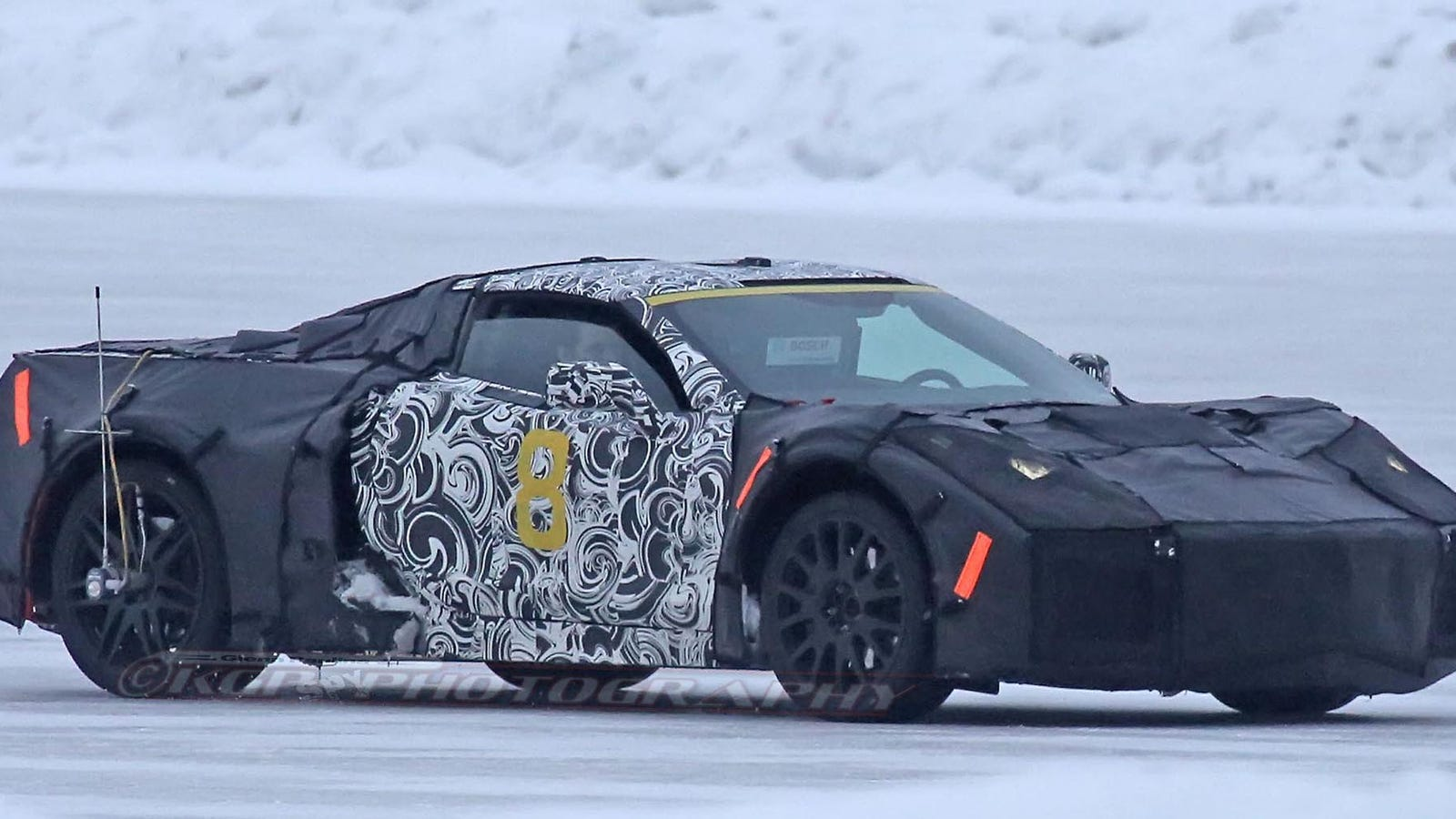 Leaked Documents Say The Mid-Engined C8 Corvette Could ...