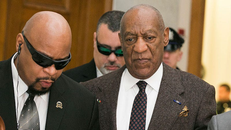 Illustration for article titled Judge Rules That a Defamation Lawsuit Against Bill Cosby May Continue