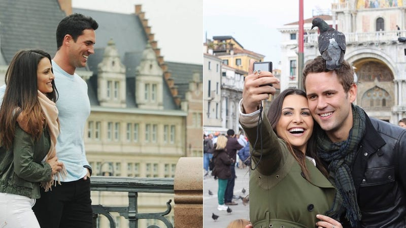 Illustration for article titled Former Bachelorette Andi Dorfman Says Ex Josh Murray Called Her a Whore