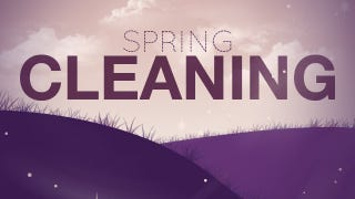 Spring Cleaning: How to Speed Up, Clean Up, and Revive All Your Tech