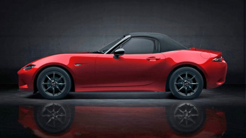 Insane Rumor Says 2016 Mazda Miata Will Have Basically No Power