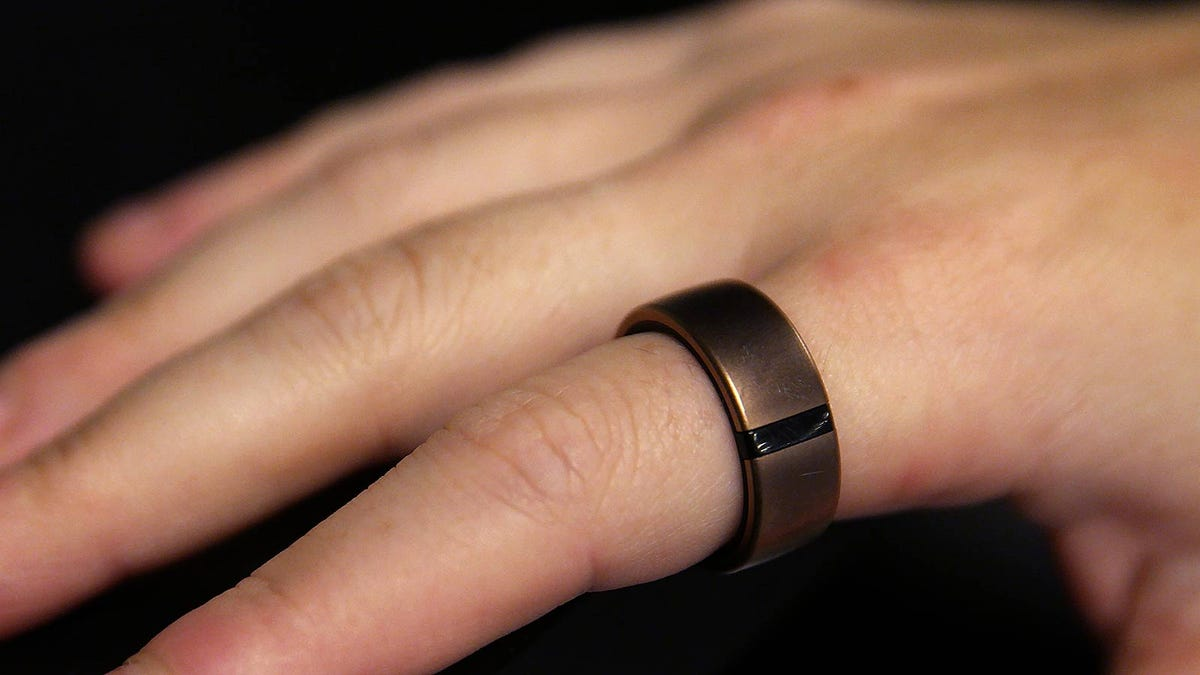 Oh Shit, People Actually Complimented Me On My Smart Ring