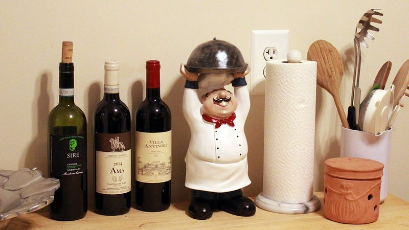 Is Your Kitchen Finally Ready For A Fat Little Chef Statue?