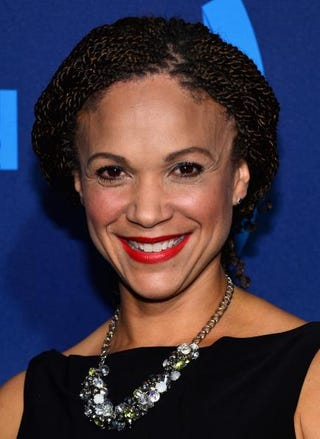 Melissa Harris-Perry at the 24th annual GLAAD Media Awards March 16, 2013, in New York CityLarry Busacca/Getty Images for GLAAD