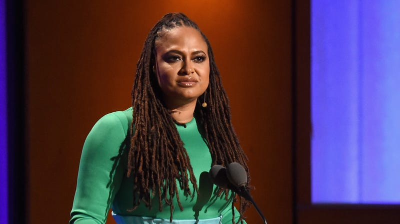 Ava DuVernay speaks onstage during the Academy of Motion Picture Arts and Sciences' 10th annual Governors Awards on November 18, 2018 in Hollywood, California.