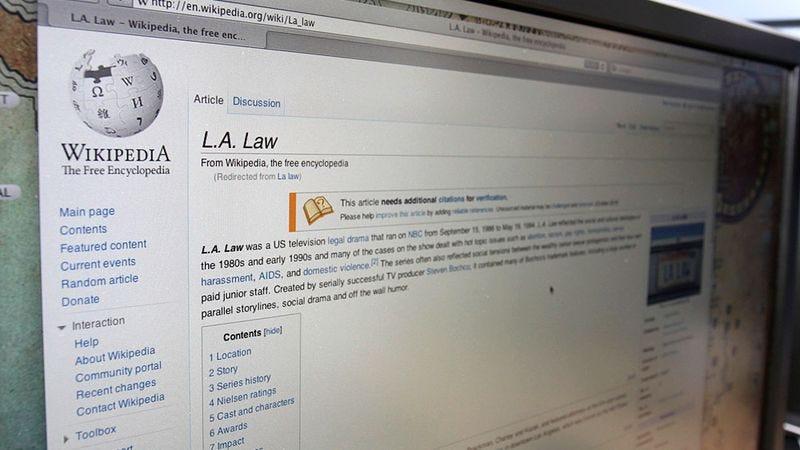The L.A. Law Wikipedia page.