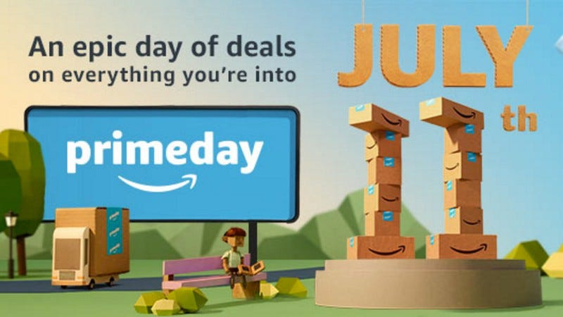 Illustration for article titled Today's best deals: Early Prime Day deals, Logitech gear, and more