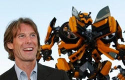Illustration for article titled Michael Bay Writes Like a Five Year Old
