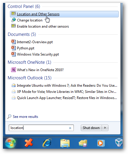 How to Add Location Awareness to Your Windows 7 PC