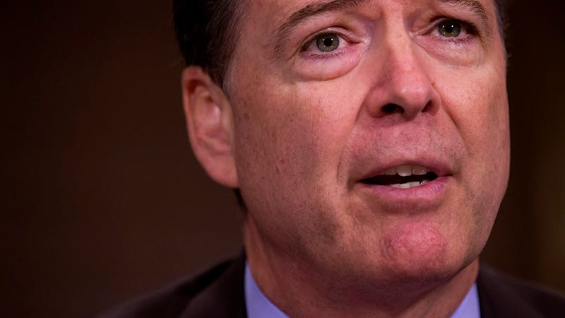 Democrats call for independent investigation after 'Nixonian' Comey firing