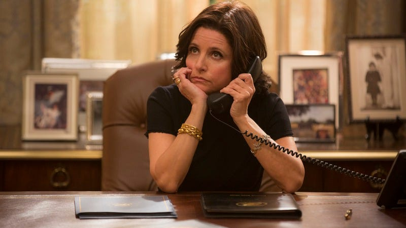 Julia Louis-Dreyfus (HBO)