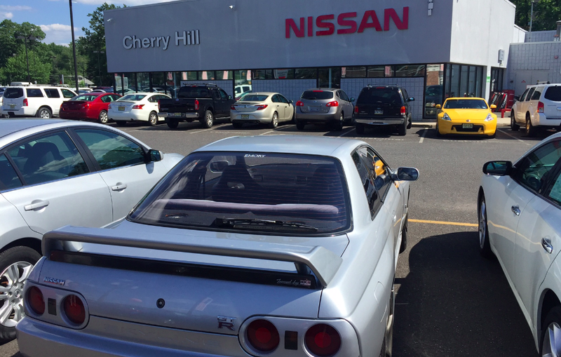 Nissan Dealers In Wisconsin >> I Took My Imported Nissan Skyline Gt R To A Nissan Dealer