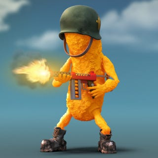 Illustration for article titled The Battle of the Cheetos Wages On