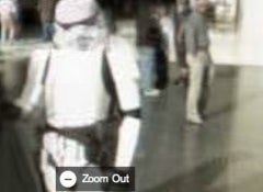 Illustration for article titled Star Wars On Google Street View