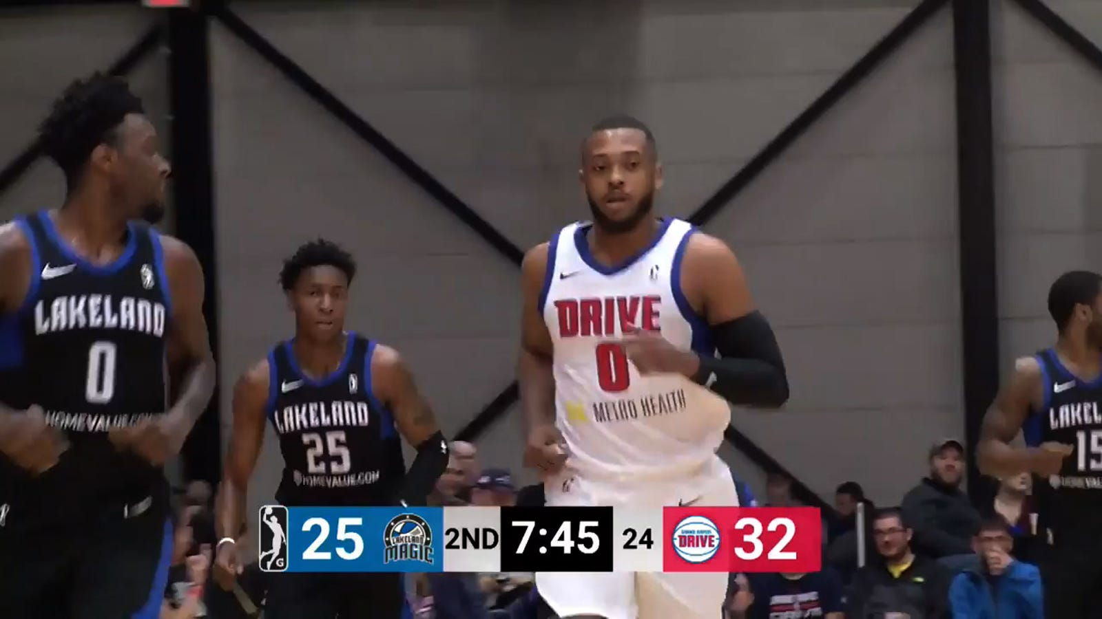 NBA D-League Player Zeke Upshaw Dies After Collapsing On Court