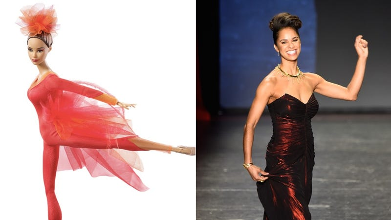 Illustration for article titled Mattel Has Released a Misty Copeland Barbie Doll to Inspire Young Ballerinas