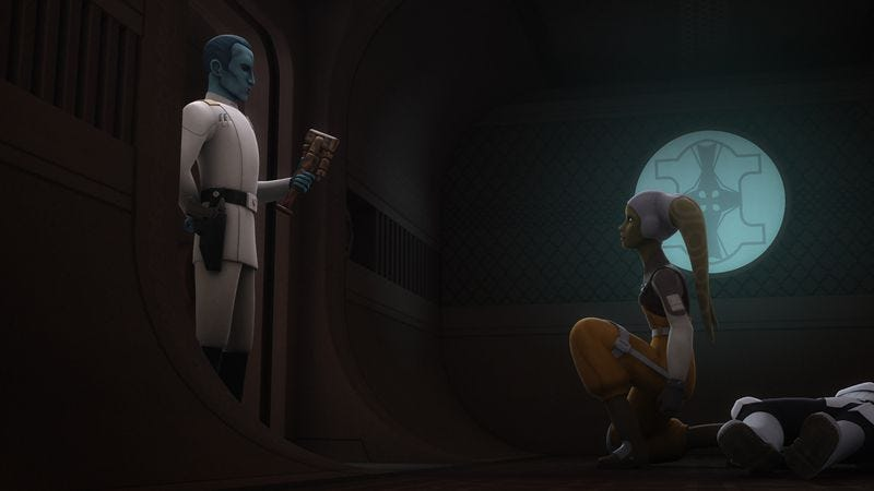 Star Wars Rebels asks what one's legacy means in a war without end, but offers few answers