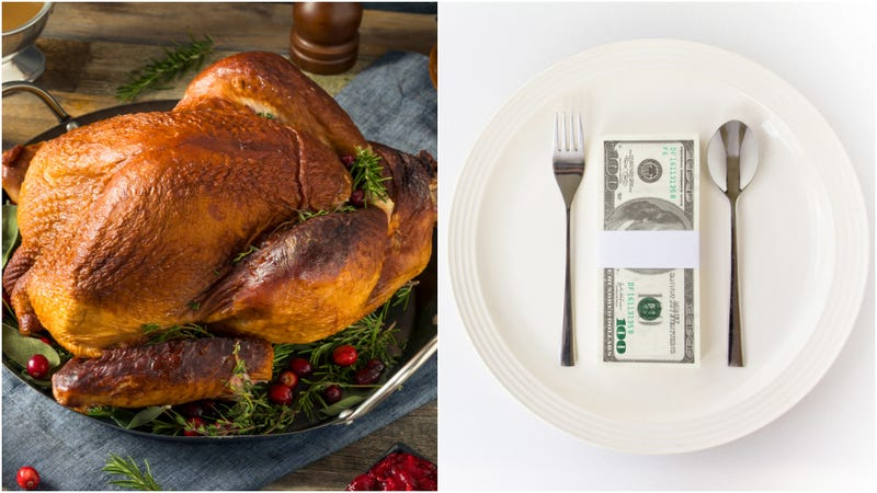 Illustration for article titled In lieu of this $150K Thanksgiving dinner, maybe we should just eat the rich?
