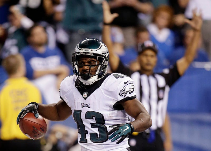 Illustration for article titled The Eagles Know How To Use Darren Sproles