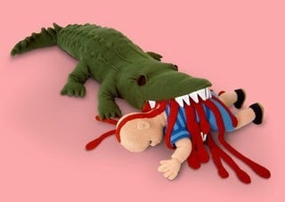 Illustration for article titled Stuffed Animals For The Violent Sociopath In You