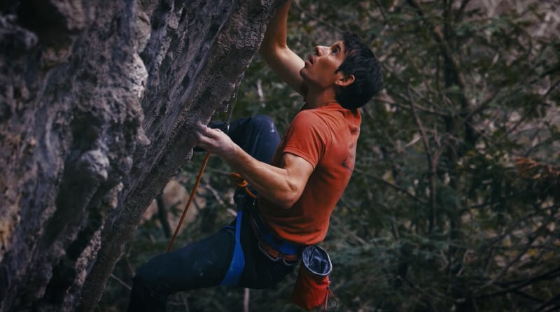 Illustration for article titled Alex Honnold Wants To Save Our National Parks