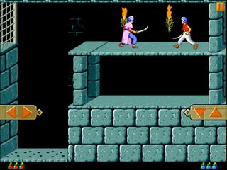 Illustration for article titled Prince of Persia iPhone Game Takes You Back To 1989