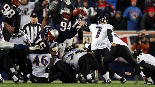 What Went Wrong On Billy Cundiff's Missed Kick?