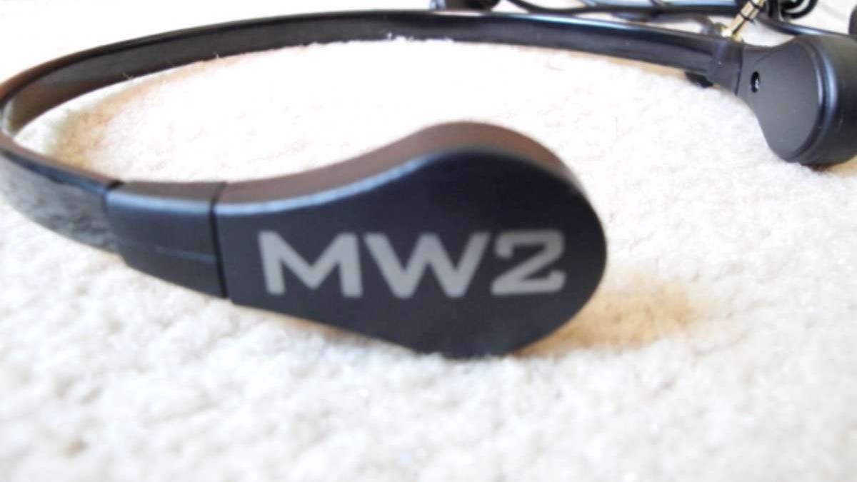 Mad Catz Modern Warfare 2 Range Unboxed