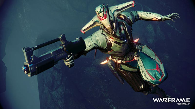 Illustration for article titled Warframe: Space Samurais, Also Might Be Cowboys