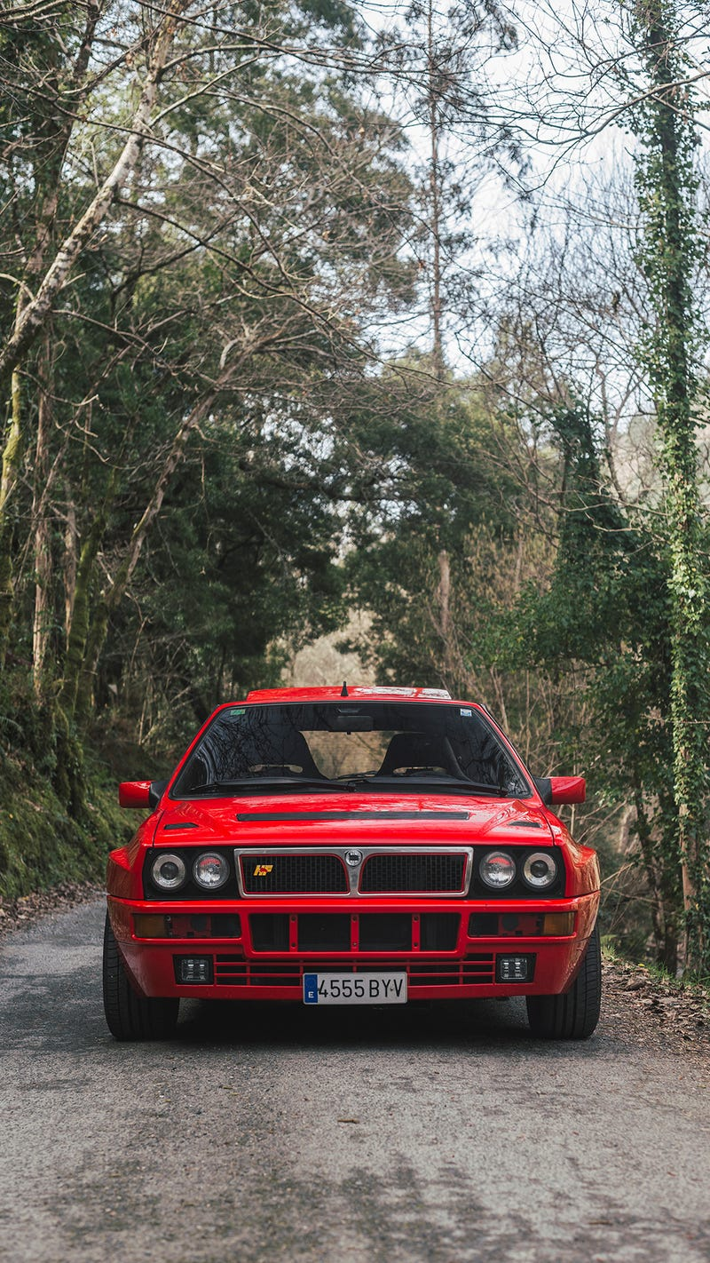 Your Ridiculously Awesome Lancia Delta Integrale Wallpapers