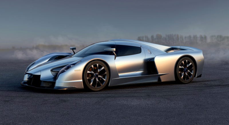 Illustration for article titled Six Things You Didn't Know About the SCG 003