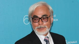 Illustration for article titled Filmmaker Miyazaki on Escaping Perfectionism: Start Your Next Project