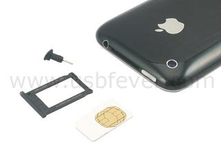 Illustration for article titled USBFever Reinvents iPhone 3G SIM-Eject Tool, Sells it for $3