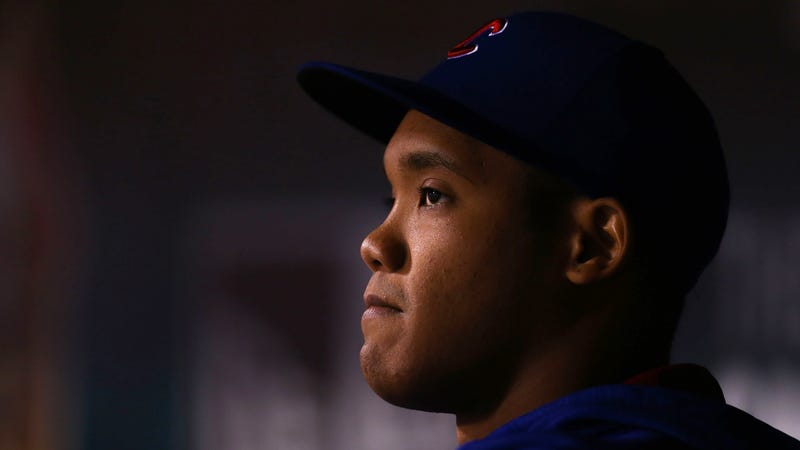 Illustration for article titled Blog Linked From Addison Russell's Ex-Wife's Instagram Alleges Physical And Emotional Abuse