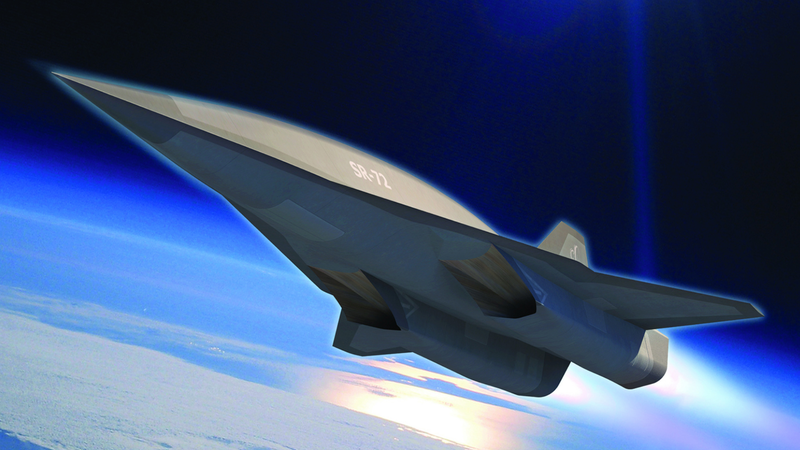 Illustration for article titled Lockheed Martin May Be Closer To Completing The Hypersonic SR-72 Than We Thought
