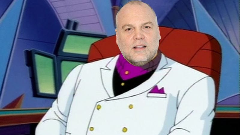 Illustration for article titled Vincent D'Onofrio is the Kingpin to Netflix's Daredevil